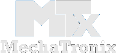 Mechatronix logo grey
